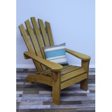 "Adirondack style beach chair for 16"" dolls"